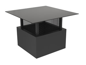 Chimney Cowls - Ventilation Type Chimney Cowl