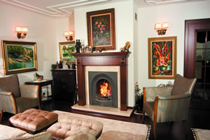 Wooden Fireplace Surrounds - A 100