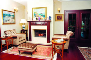 Wooden Fireplace Surrounds - A 103