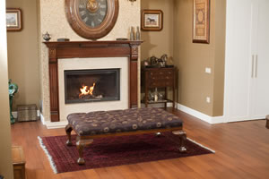 Wooden Fireplace Surrounds - A 121 B