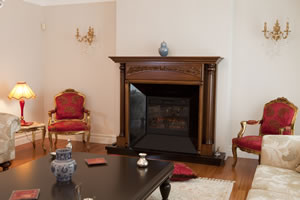 Wooden Fireplace Surrounds - A 122