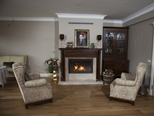 Wooden Fireplace Surrounds - A 125 B