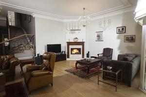 Wooden Fireplace Surrounds - A 126 B