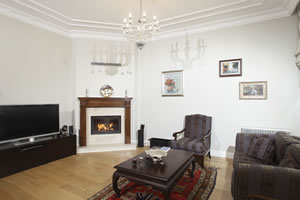 Wooden Fireplace Surrounds - A 126