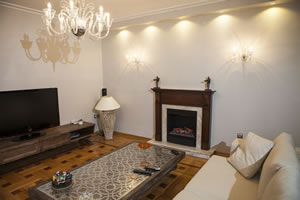 Wooden Fireplace Surrounds - A 127