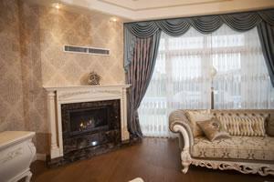 Wooden Fireplace Surrounds - A 128 B