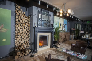 Wooden Fireplace Surrounds - A 130 A