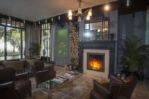 Wooden Fireplace Surrounds - A 130