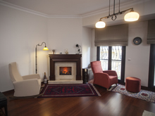 Wooden Fireplace Surrounds - A 131 B