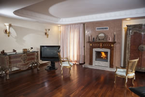 Wooden Fireplace Surrounds - A 132 B