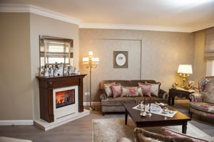 Wooden Fireplace Surrounds - A 133 A