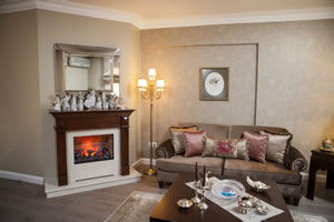 Wooden Fireplace Surrounds - A 133