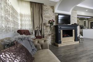Wooden Fireplace Surrounds - A 134 B