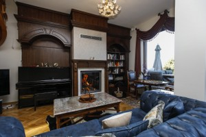 Wooden Fireplace Surrounds - A 135 A
