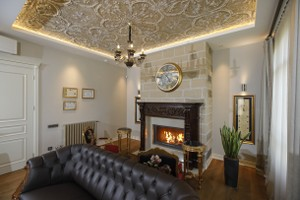 Wooden Fireplace Surrounds - A 137 B