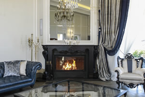 Wooden Fireplace Surrounds - A 139 C