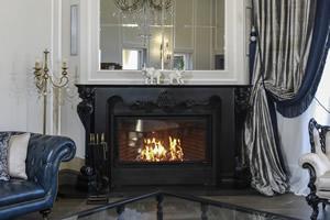 Wooden Fireplace Surrounds - A 139 D