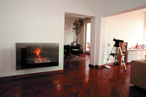 Hursan Ethanol Fireplaces - BE 101