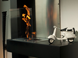 Hursan Ethanol Fireplaces - BE 102 C