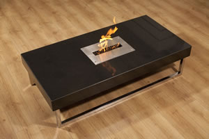 Hursan Ethanol Fireplaces - BE 104