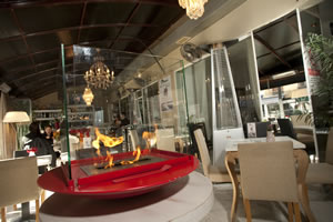 Hursan Ethanol Fireplaces - BE 105