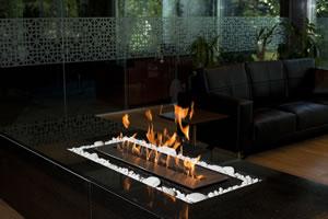 Hursan Ethanol Fireplaces - BE 107 B
