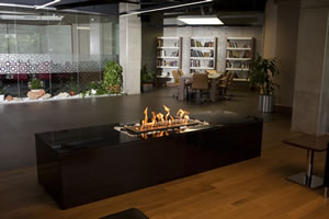 Hursan Ethanol Fireplaces - BE 107 C