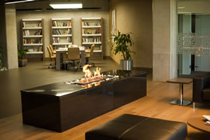Hursan Ethanol Fireplaces - BE 107