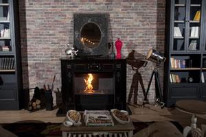 Hursan Ethanol Fireplaces - BE 108 B