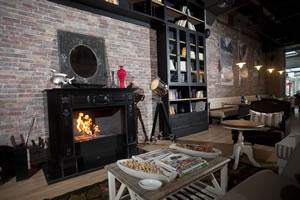 Hursan Ethanol Fireplaces - BE 108