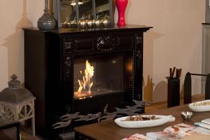 Hursan Ethanol Fireplaces - BE 109 A