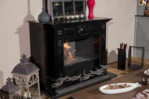 Hursan Ethanol Fireplaces - BE 109 B