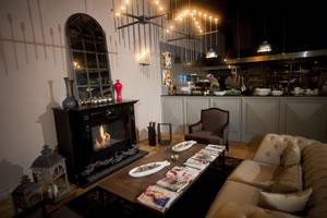 Hursan Ethanol Fireplaces - BE 109