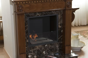 Hursan Ethanol Fireplaces - BE 110 A