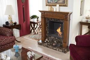 Hursan Ethanol Fireplaces - BE 110 B