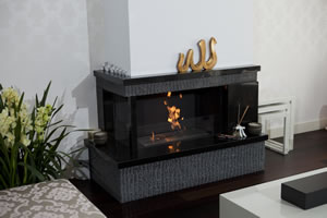 Hursan Ethanol Fireplaces - BE 111 A