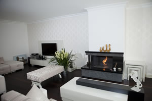 Hursan Ethanol Fireplaces - BE 111 B