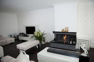Hursan Ethanol Fireplaces - BE 111 B