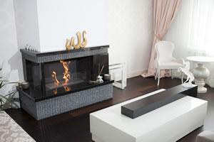 Hursan Ethanol Fireplaces - BE 111 C