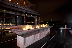Hursan Ethanol Fireplaces - BE 113 B