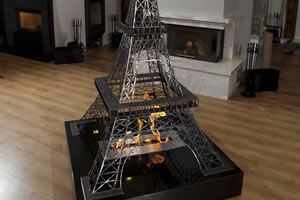 Special Design Ethanol Fireplaces - BE 116 A