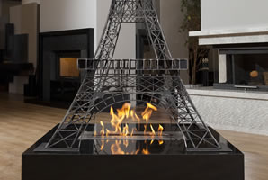 Hursan Ethanol Fireplaces - BE 116 B