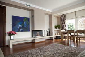 Hursan Ethanol Fireplaces - BE 117 A