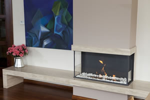 Hursan Ethanol Fireplaces - BE 117