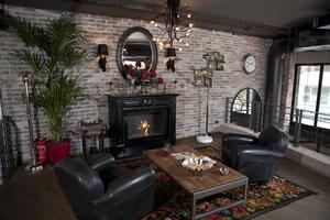 Hursan Ethanol Fireplaces - BE 118 A