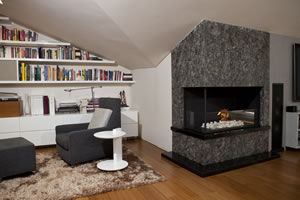 Hursan Ethanol Fireplaces - BE 120
