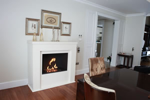 Hursan Ethanol Fireplaces - BE 121 A