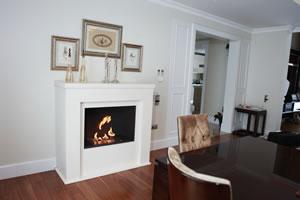 Hursan Ethanol Fireplaces - BE 121 A