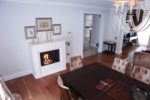 Hursan Ethanol Fireplaces - BE 121 B