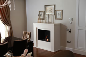 Hursan Ethanol Fireplaces - BE 121